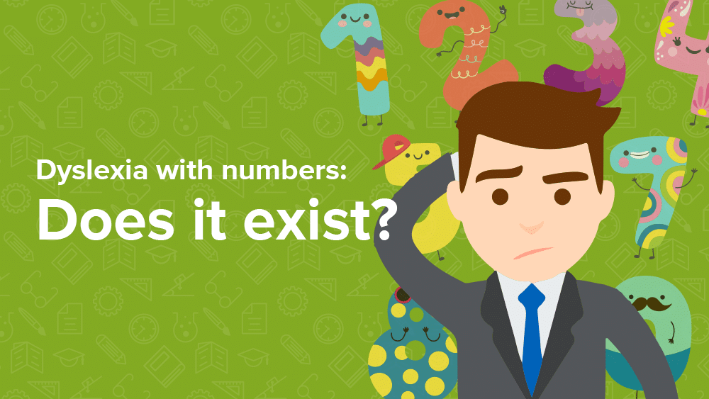 Dyslexia with Numbers